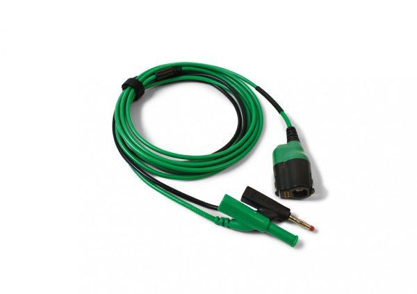 Premium Test Lead: PicoBNC+ to 4 mm, 3 m